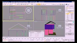 Tutorial 22 (membuat bidang atap bangunan compact house part 3) Thumbnail