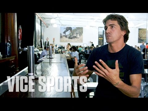 Big Wave Surfer Greg Long on his Near-Death Experience: Sitdowns