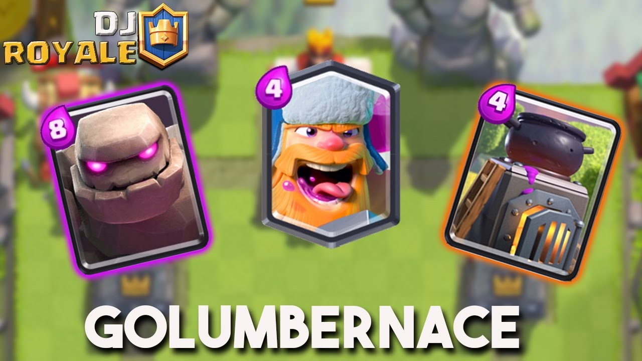 Clash Royale Lumberjack Trifecta Is Brutal Best Deck After 8 24 Update You