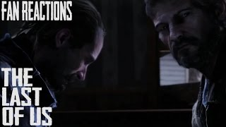Fan Reactions: The Last Of Us - Interrogation Scene