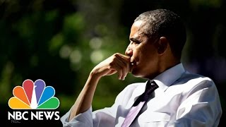 President Obama After Two Terms: 'My Spirit I...
