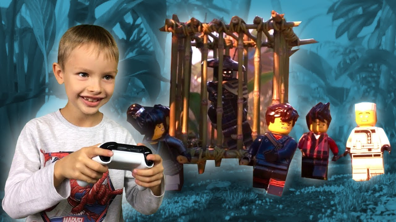 Mroczny Wąwóz 7 Lego Ninjago Movie Gra Wideo Xbox One Youtube