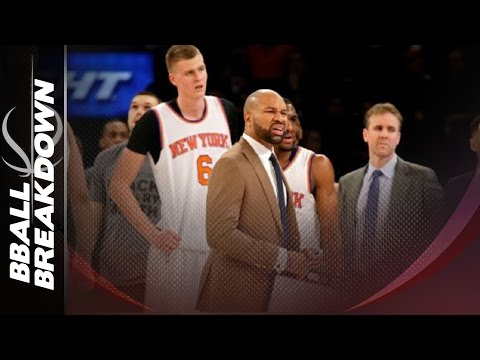 Why The Knicks Fired Derek Fisher