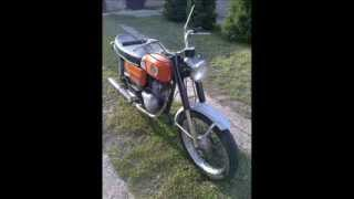 Moje motocykle do 2006r do 2013 r (wsk wfm shl mz jawa minsk romet )