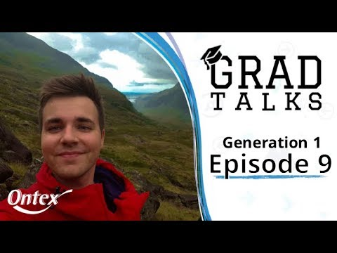 The Benefits of Living and Working Abroad | GradTalks Ep.9 | Ontex