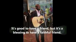 C'est pour toi Elyon et Faithful Friend de Athoms & Nadege Mbuma