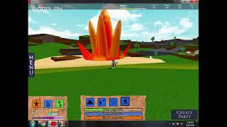 [New Explosion Element!] PLAYING WITH OWNER - Elemental Battlegrounds (Roblox)