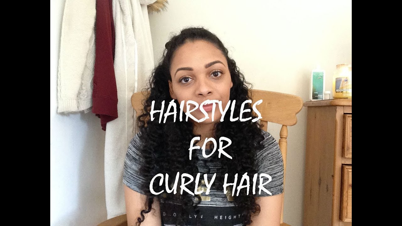 hairstyles for curly and mixed race hair!