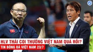 VN Sports 23/7 | Tuyệt vời VFF và Thầy Park làm điều này vì vòng loại WC, HLV Thái tuyên bố thắng VN