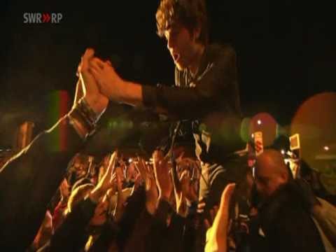 The Kooks Sofa Song Live At Rock Am Ring 2009 Youtube