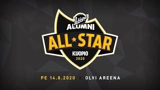 Alumni All Star -hyväntekeväisyystapahtuma Kuopiossa elokuussa 2020!