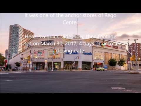 Sears Rego Park: Final Days