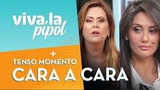 Daniella Campos encaró a Pamela Díaz por votación de Miss Chile