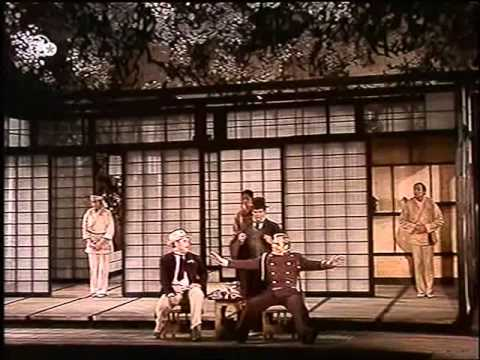"Puccini: ""Madam Butterfly"" (deutsch, Joachim Herz, Mark Elder)"