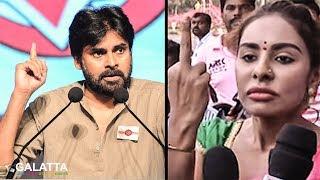 Reasons behind Sri Reddy's angry protest | Pawan Kalyan | RGV | Rana Daggubati