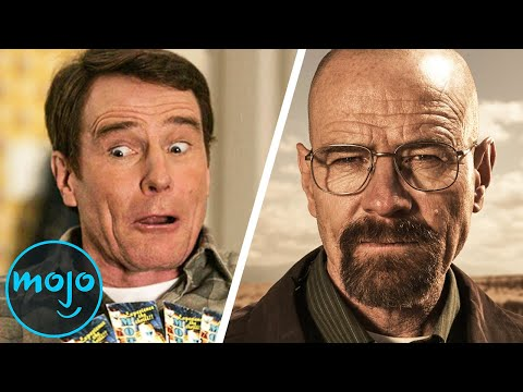 Top 10 Times Actors Completely Reinvented Themselves