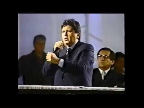 "Alan García -  Discurso Fraternidad 2003 ""La promesa de la vida peruana"""