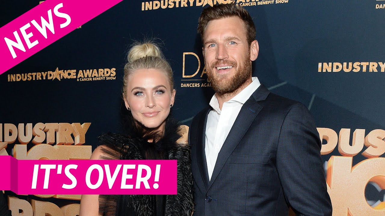 Julianne Hough and Brooks Laich Split After Three Years of Marriage