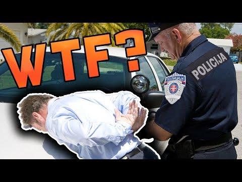 POLICIJA ME JURI MESEC DANA | ŠTA SAM TO URADIO ???
