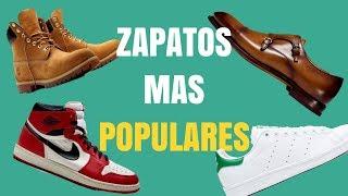 Los Zapatos Más Populares De Todos Los Tiempos   ¿Tienes Alguno De Estos?