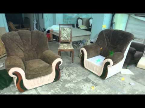 Поролон мебельный - YouTube