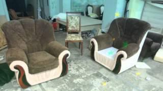 Мы подешевле не делам , мы делам качественней , ремонт мягкой мебели(, 2015-02-09T19:27:53.000Z)