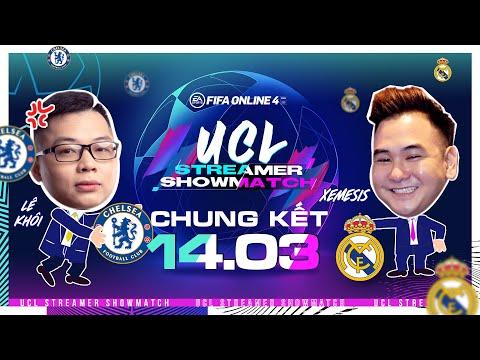 [Chung kết] @LeKhoi đối đầu @Xemesis. Ai sẽ lên ngôi vô địch?  | UCL Streamer Showmatch