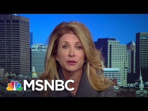 Wendy Davis On Texas Democratic Primary | MSNBC