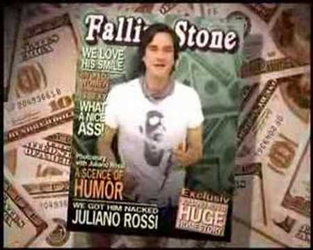 Juliano Rossi - I want my money back