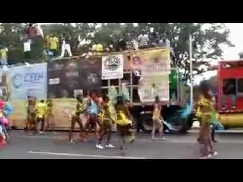 The 45th West Indian Caribbean American Labor Day Parade/CARNAVAL 9.3.2012