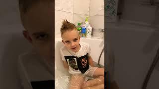 Мои развлечения в ванной, часть 4