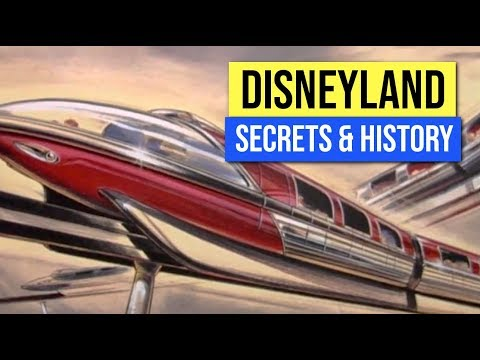 Secrets and History of The Disneyland Monorail