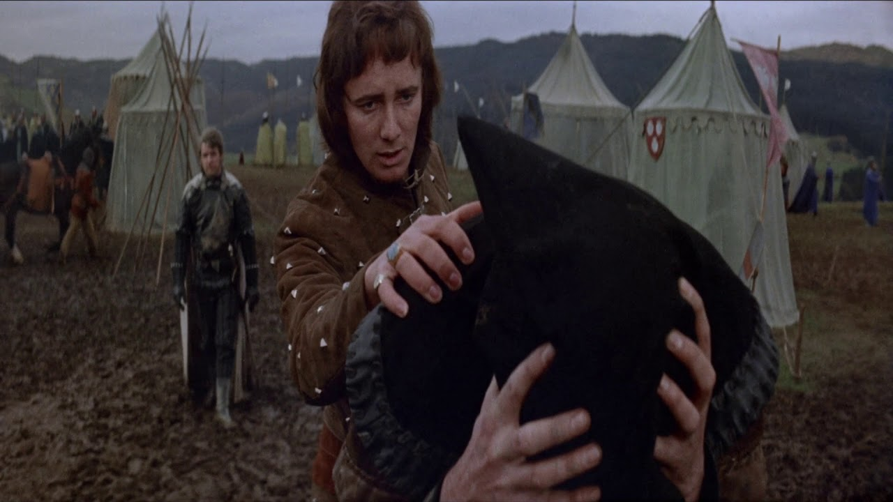 Download The Tragedy Of Macbeth(1971) - Macduff's family slaughtered