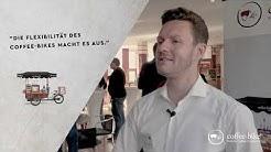 Coffee-Biker werden - Coffee-Biker berichten über ihre Arbeit