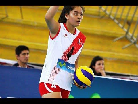 Voleibol peruano de luto tras fallecimiento de la juvenil Alessandra Chocano