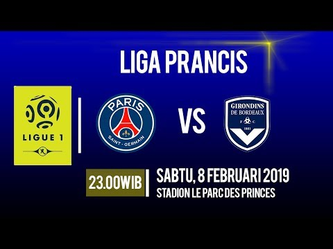 Jadwal Live Liga Prancis PSG Vs Bordeaux, Sabtu Pukul 23.00 WIB