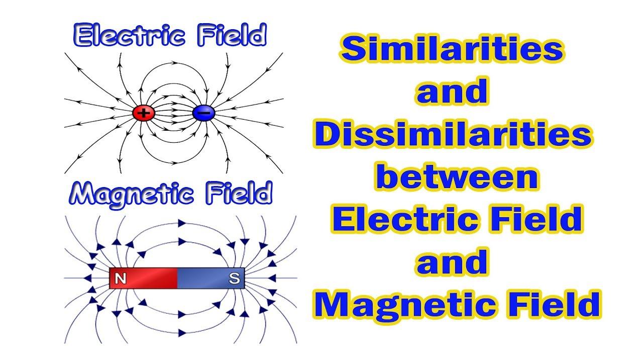 And Electric Citroen Berlingo Van Towbar Wiring Diagram Field Vs Magnetic Differences Between Fields