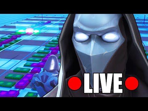 Wir bauen LIVE einen SONG in Fortnite Creative! thumbnail