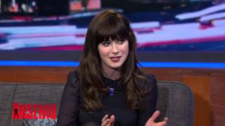 Zooey Deschanel Can't Buy Her Shirt Because You Bought Her Shirt