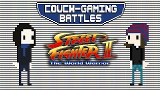 Street Fighter II - Couch-Gaming Battles