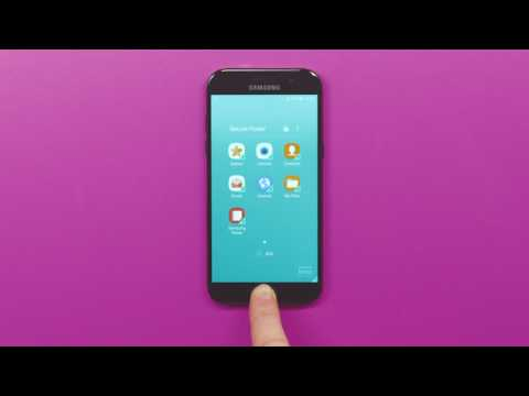 Samsung Galaxy A | How To: Secure Folder