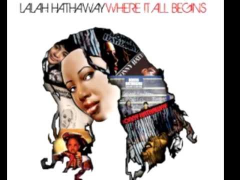 Lalah Hathaway  nackt