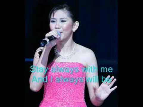 A very special love - Sarah G. w/ lyrics