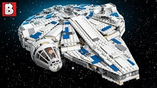 New LEGO Millennium Falcon Kessel Run Set Revealed! Harry Potter Infinity War Sets | LEGO News