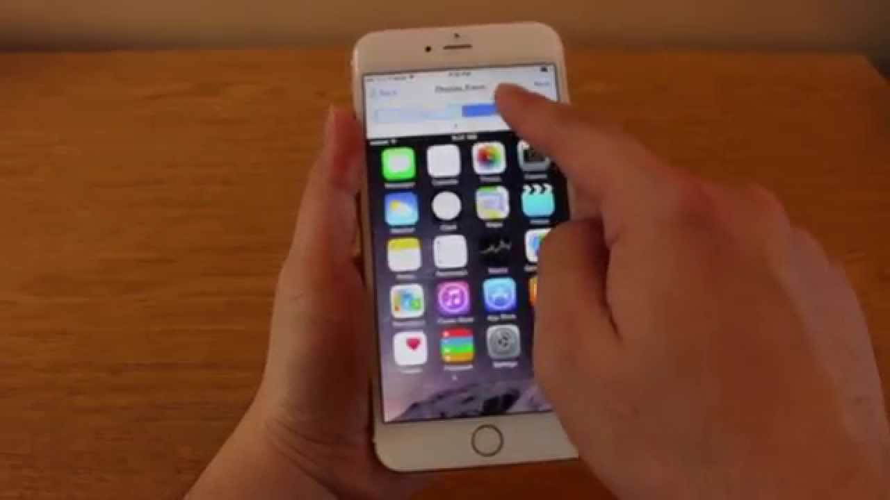 t mobile iphone 6 plus iphone 6 plus gold t mobile a1522 initial setup 1536