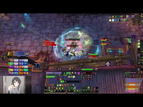 Ethical vs Jadefire Masters - Warlock POV