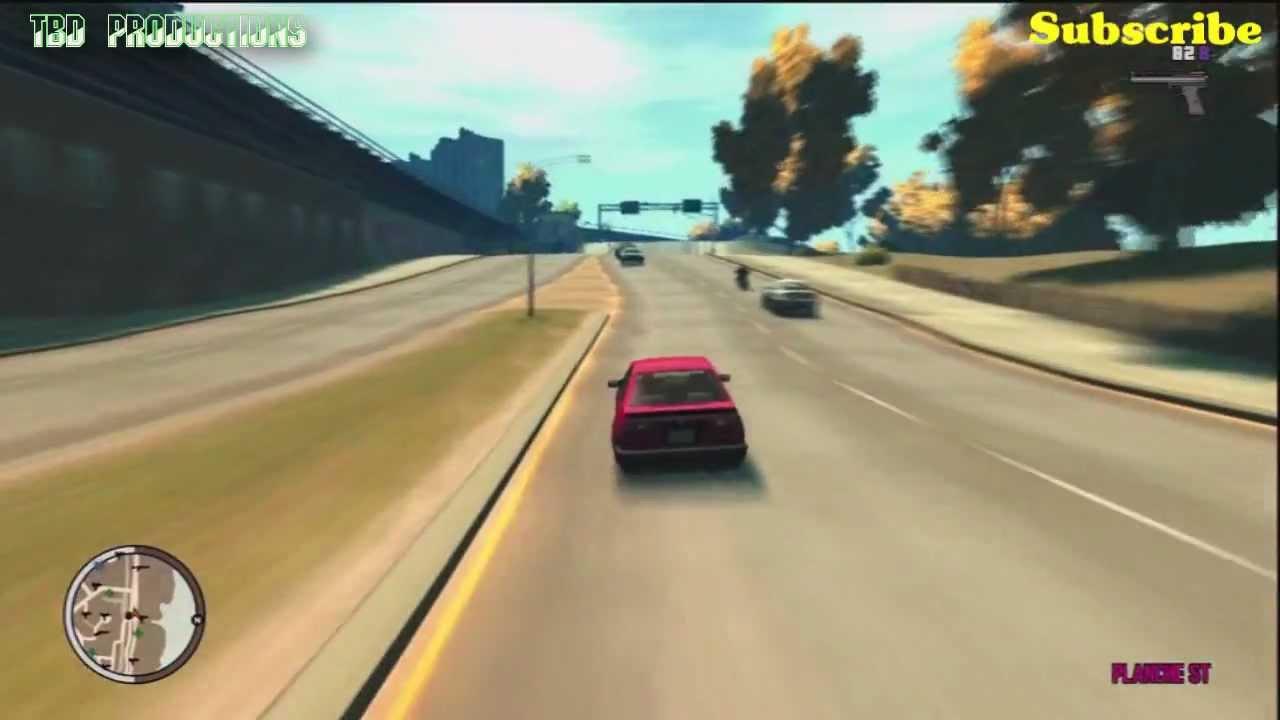 Best GTA 4 Secret Cars...