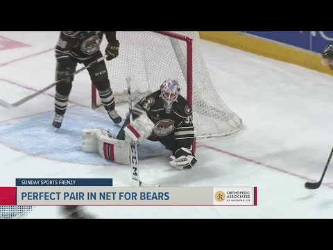 Capitals call up Zach Fucale from Hershey Bears ahead of Game Two