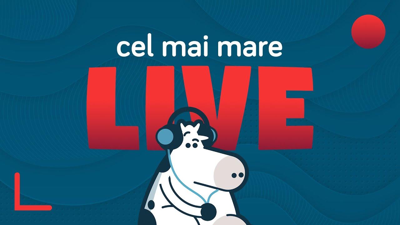 Cel mai MARE LIVE - Ep. 251 Podcast Ceva Mărunt