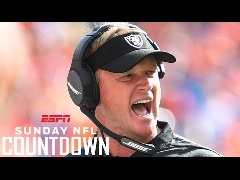 Jon Gruden wants 'his guys' during Raiders' rebuild - Charles Woodson | NFL Countdown